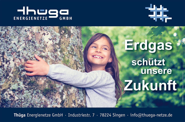 Anzeige Thüga Energienetze